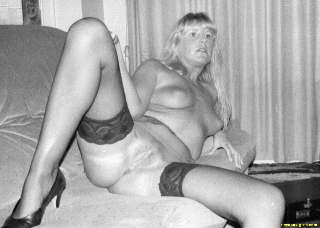 Ретро порно фото видео в ссср