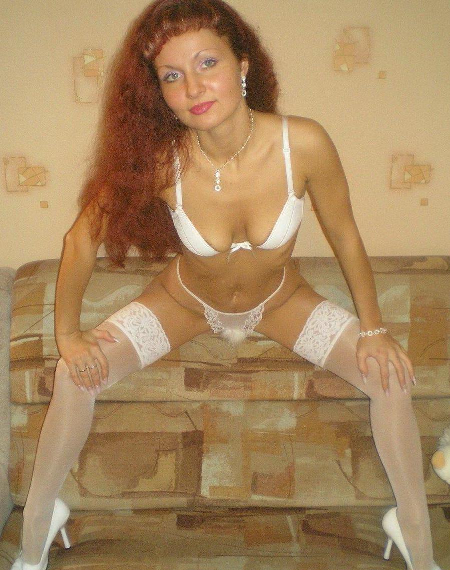 Русская зрелая в нижнем белье чулках порно 12 фотография