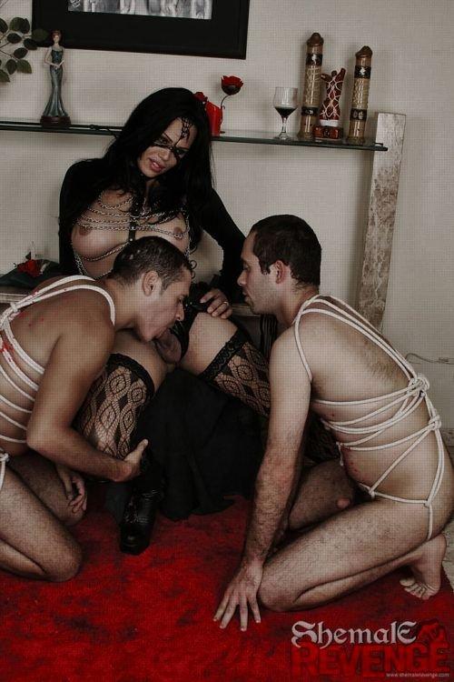 наказание в очко фото