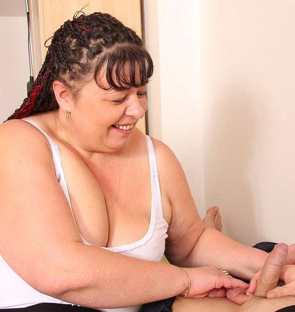Баба толстая старая порно