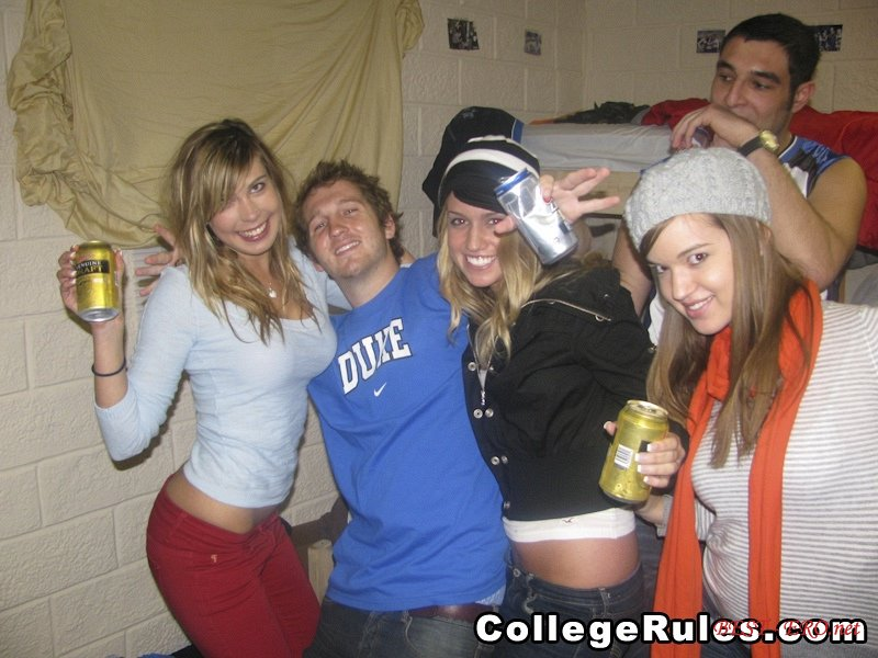Молодёжный групповой секс