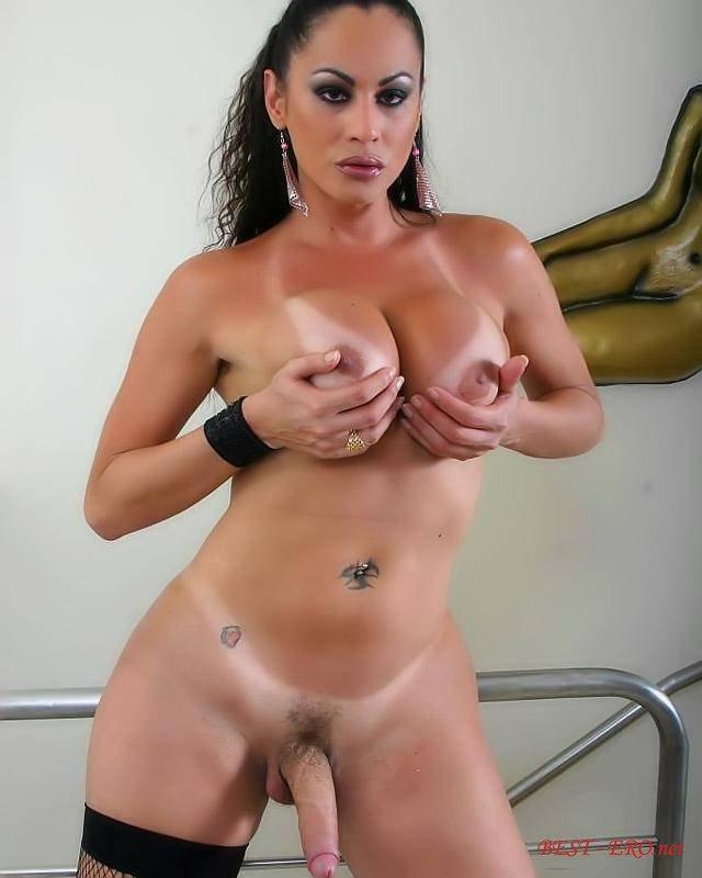 Бразильские транссексуалы с большими членами фото 471-820
