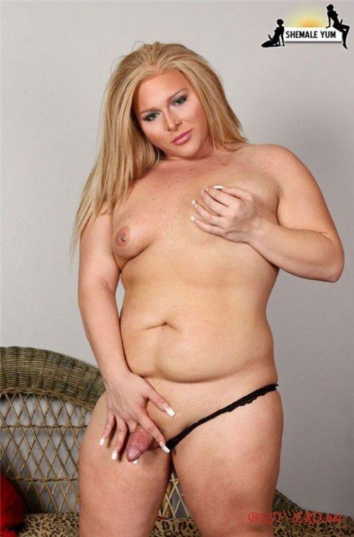 фото голых толстых трансов