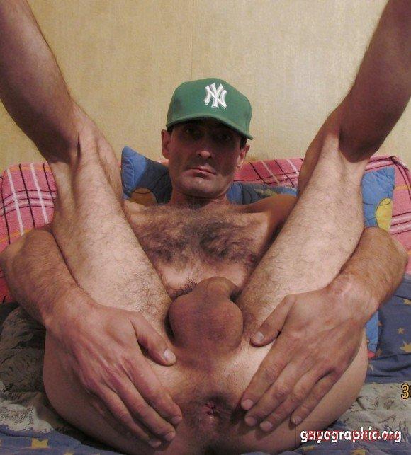 волосатый мужчина с малюсеньким пенисом фото