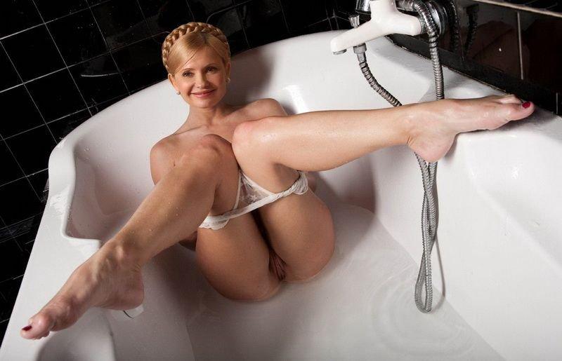 Порнофотографії юлі тимошенко 4 фотография