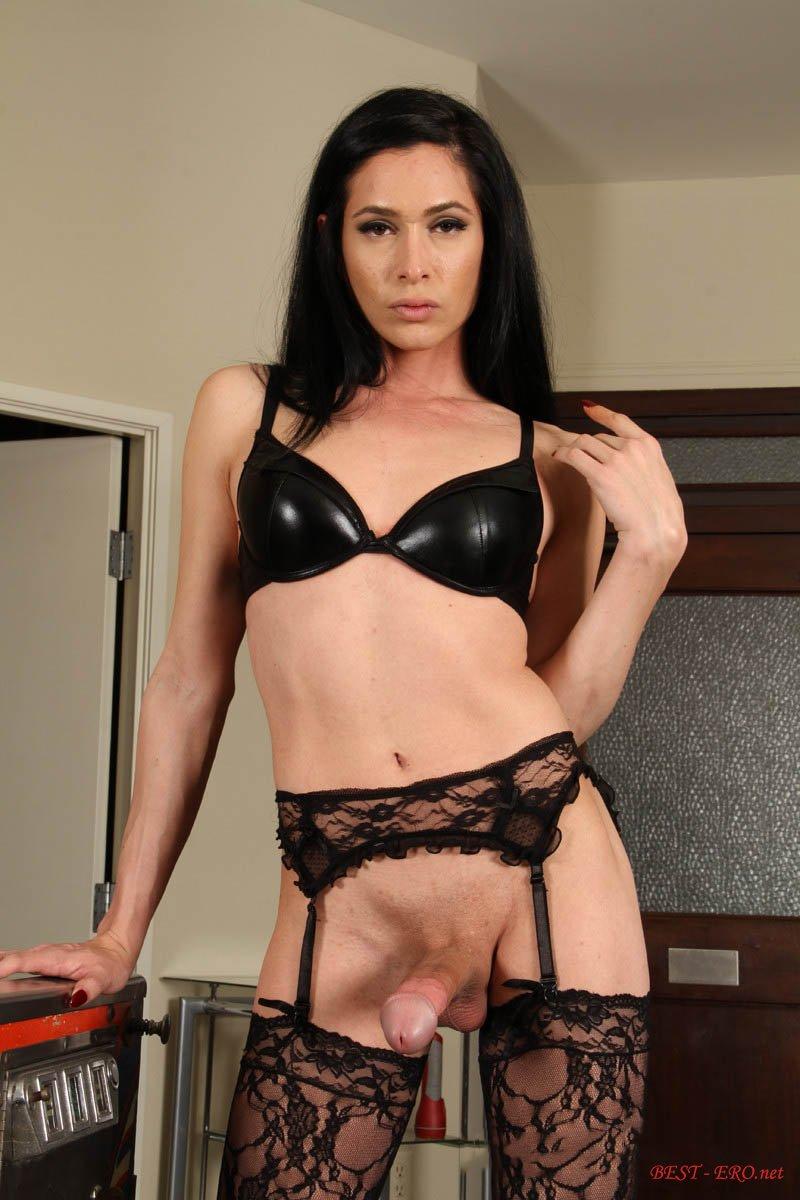 Красотка транси порно фото 592-607