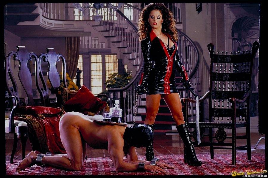 фото раба унижения