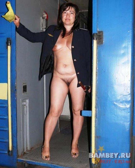 Частное порно с проводницами в поезде 1 фотография