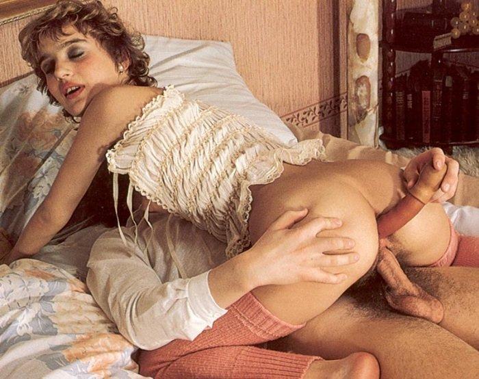 Секс в попу ретро 10 фотография