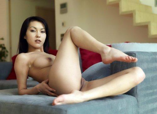 Секс с красивой казашкой