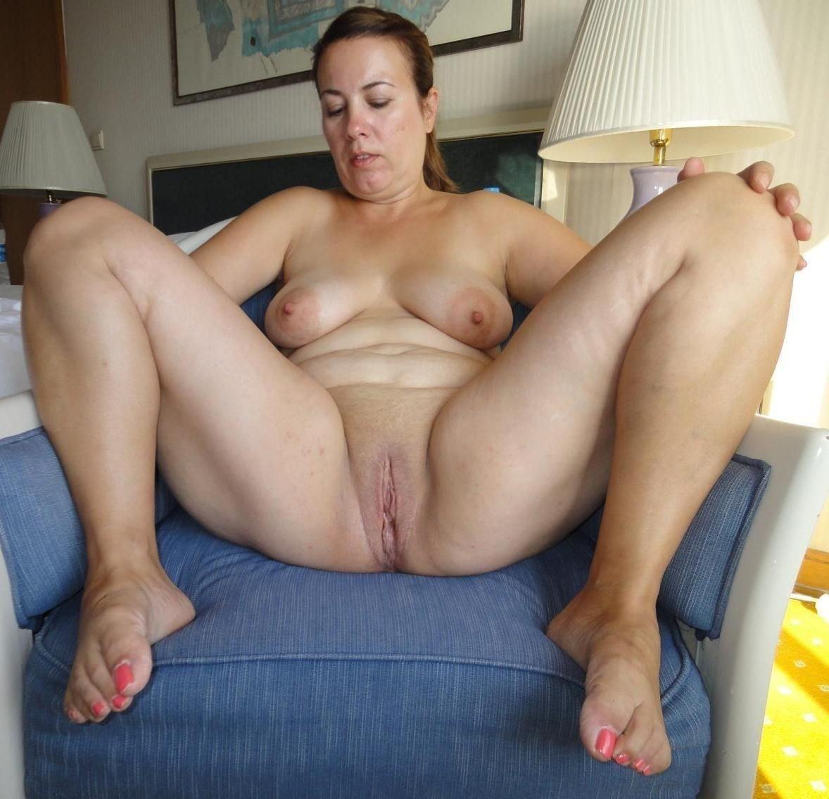 Порно фото голых русских толстушек