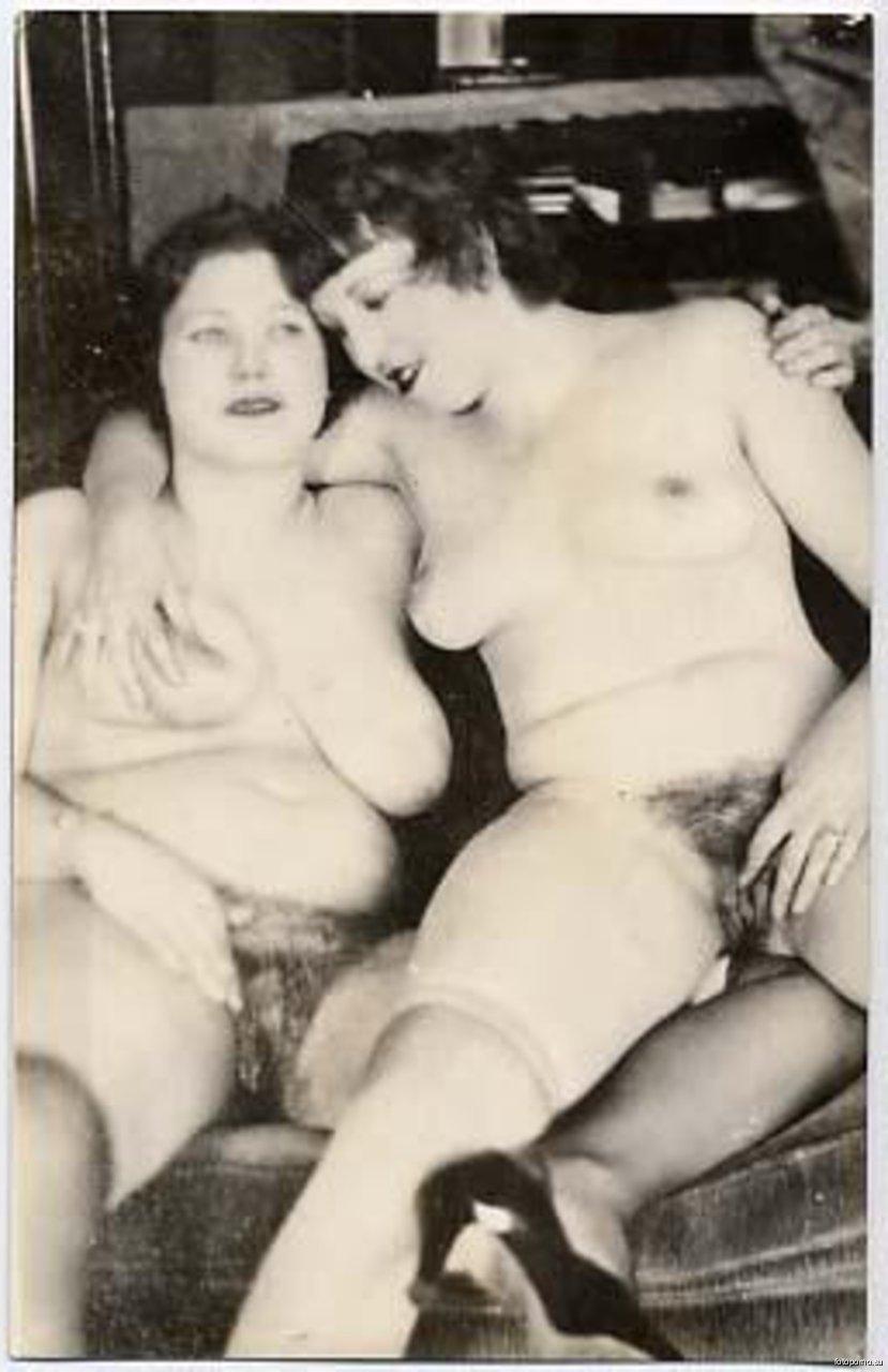 Старое фото порно ретро 3 фотография
