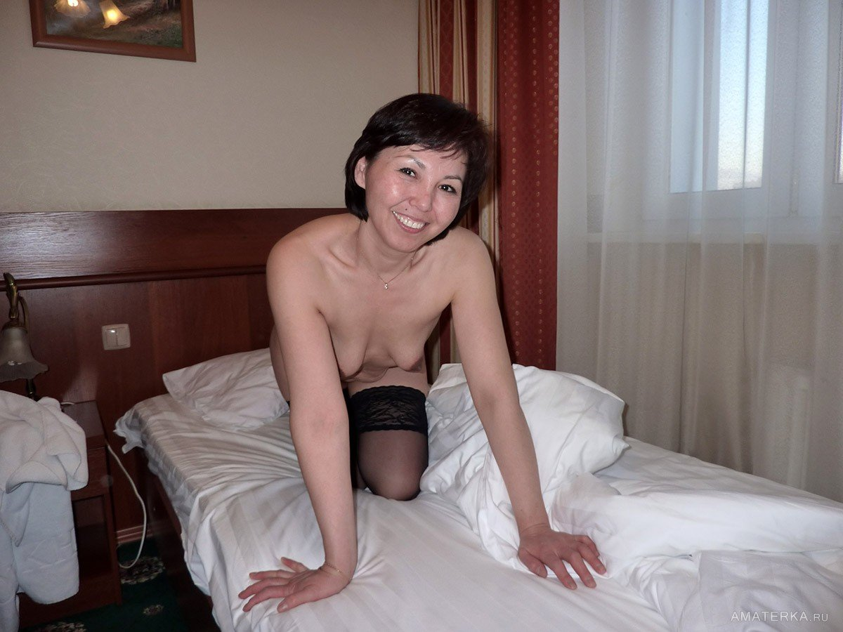 Секс с зрелыми казашками 11 фотография