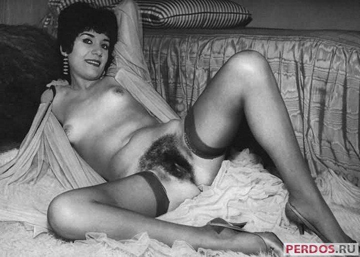 Чернобелое порно 60х годов 15 фото