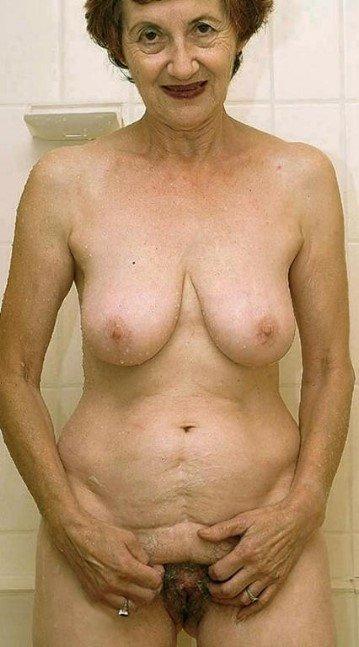 порно волосатых бабушек фото