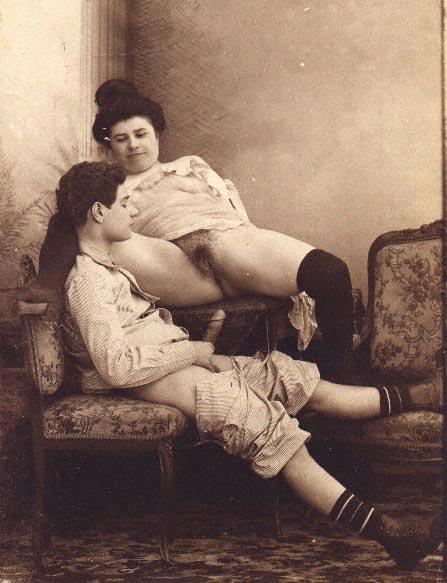 Секс в стиле 19 века видео