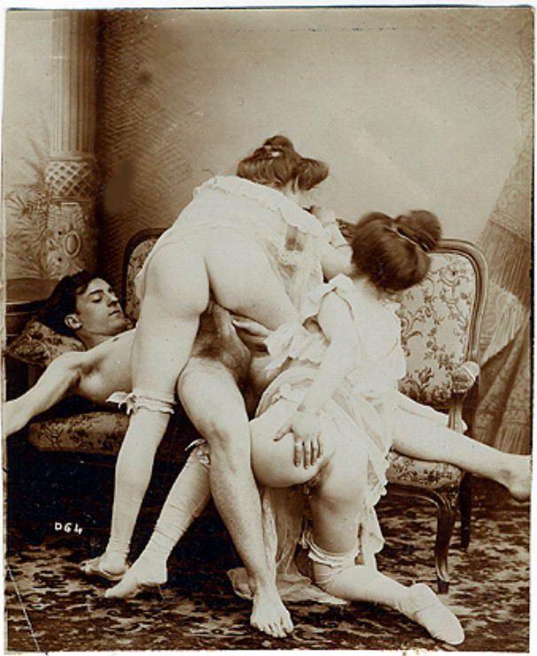 порно фотки прошлого века