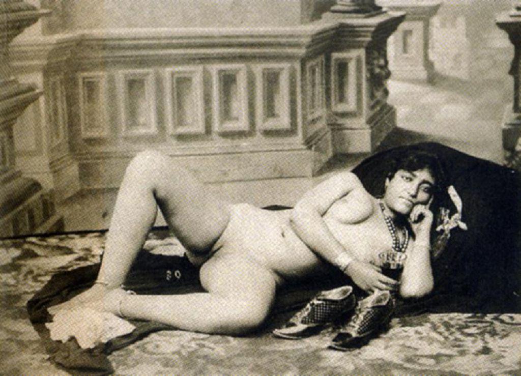 проститутки ретро фото