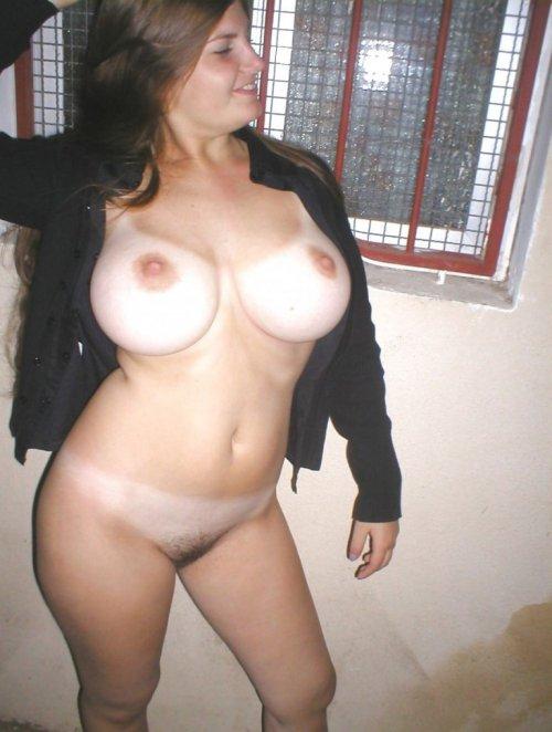 фото девушек голых полных