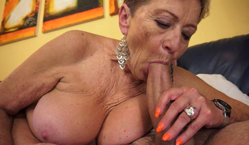 порно большая бабка